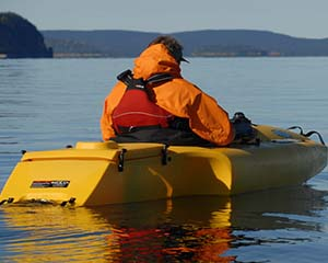 Motorized Kayak