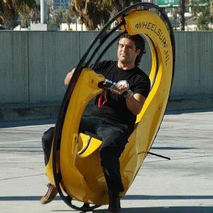 Motorized Monowheel