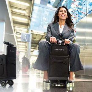 Motorized Rideable Luggage