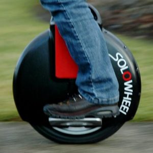 Motorized Solowheel