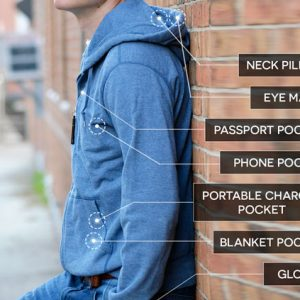 Multi-Function Travel Jacket