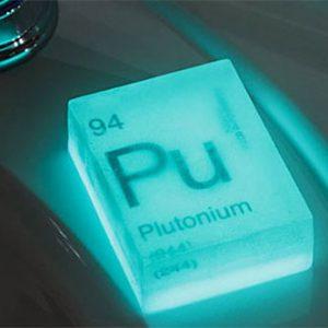 Nuclear Element Soap Bars