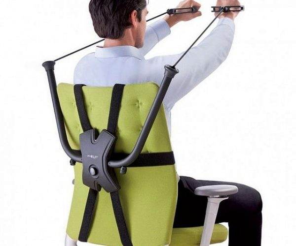 Office Chair Workout Device