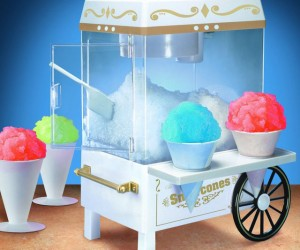 Oldies Style Snow Cone Machine