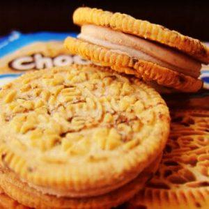 Oreo Choco Chip Sandwich Cookies