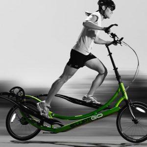 Outdoor Elliptical Bike