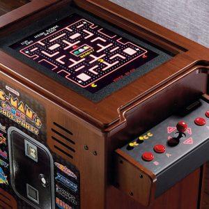 Pac-Man Arcade Cocktail Cabinet
