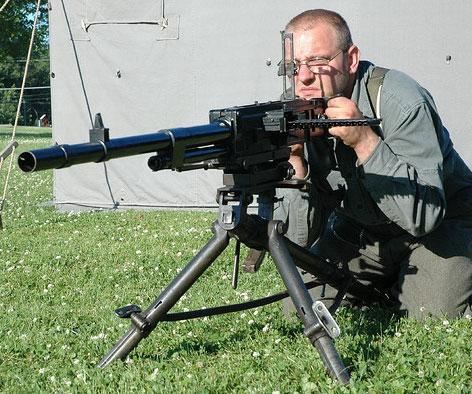 Paintball Machine Gun