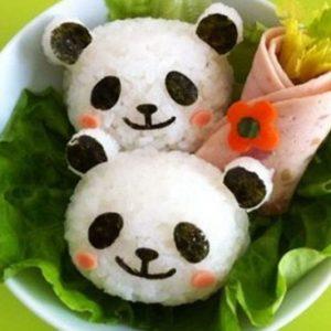Panda Rice Mold