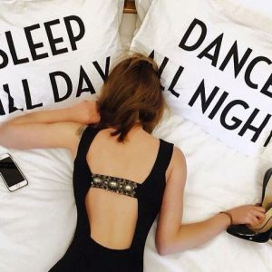 Party Life Pillow Cases