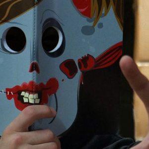 Peeping Horror Notebook