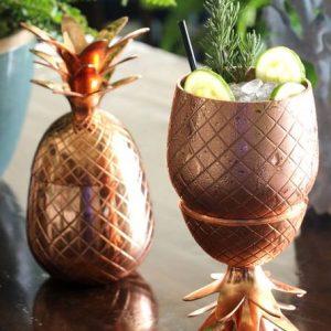 Pineapple Shaped Tumbler