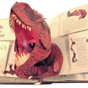 Pop-Up Dinosaur Encyclopedia
