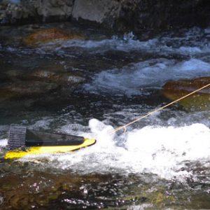 Portable Hydroelectric Powerplant