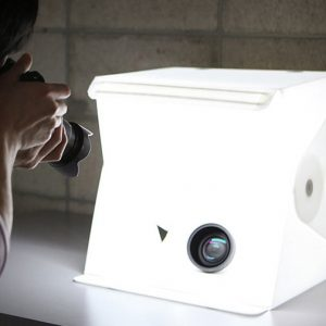 Portable Pop-Up Lightbox Studio