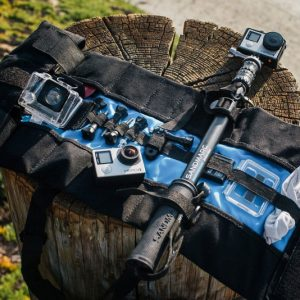 Portable Roll-Up GoPro Case