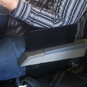 Portable Seat Partition