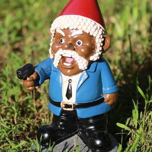 Pulp Fiction Jules Winnfield Lawn Gnome