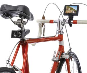 Rear View Bicycle Camera