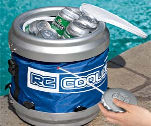 Remote Control Drink Cooler