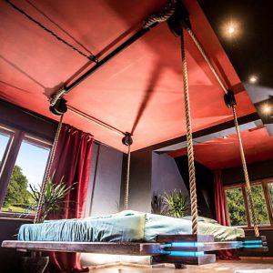 Retractable Hanging Bed