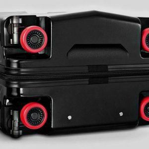 Retractable Wheels Suitcase