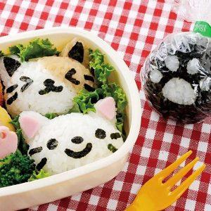 Rice Ball Kitten Mold
