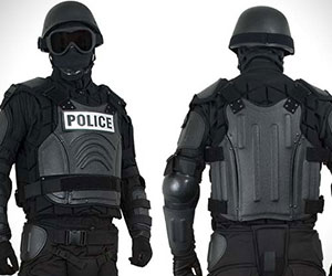 Riot Gear Armor