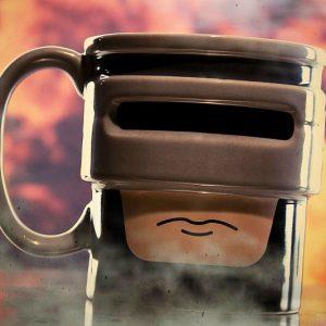 RoboCop Coffee Cup