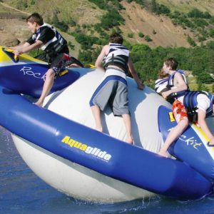 Rocking Inflatable Float