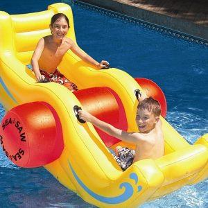 Seasaw Pool Rocker Toy