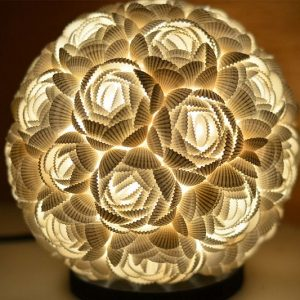 Seashells Lamp