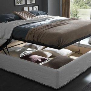 Secret Storage Lifting Bed