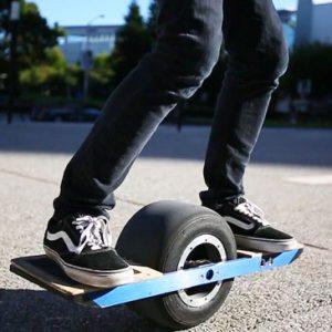 Self Balancing Electric Skateboard