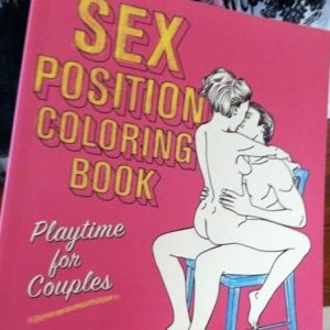 Sex Positions Coloring Book