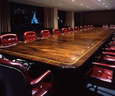 Sheraton Boardroom Table