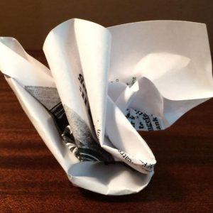 Shitty Origami