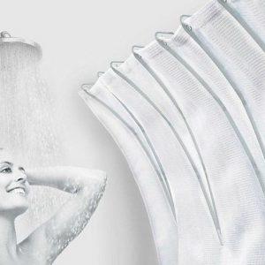 Shower Curtain Space Extender
