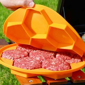 Silicone Burger Press