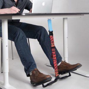 Sit Down Leg Exercise Machine