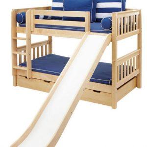 Slide Down Bunk Bed