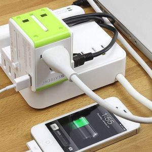 Smart Travel Router Adapter