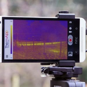 Smartphone Thermal Imaging Camera