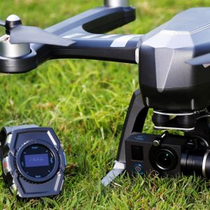 Smartwatch Controlled Drone