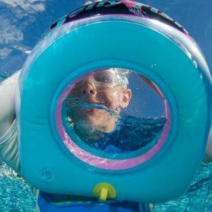 Snorkeling Window Pool Float