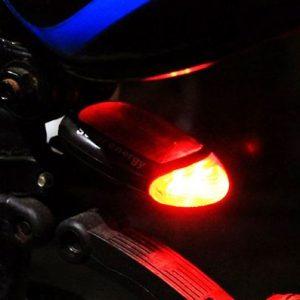 Solar Powered Bike Tail Light