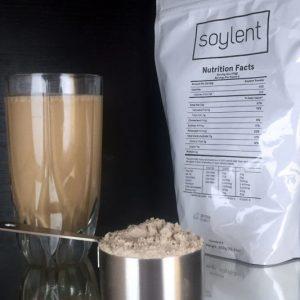 Soylent Liquid Food