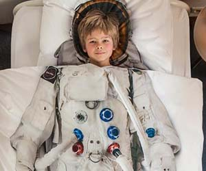 Space Astronaut Bed Set