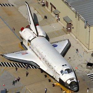 Space Shuttle Orbiter Replica