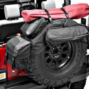 Spare Tire Organizer
